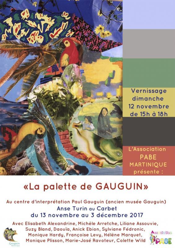 Projet flyer gauguin pabe 2